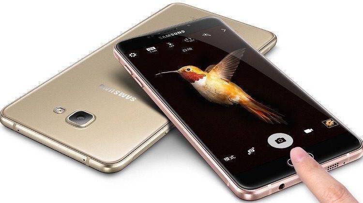 Nuovo Galaxy C primo smartphone Samsung con doppia fotocamera?