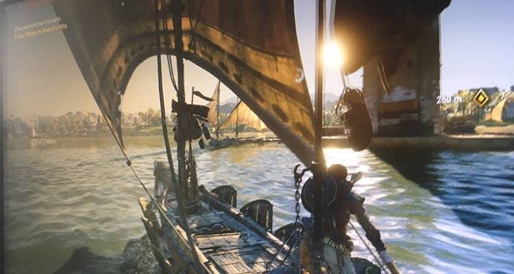 Assassin's Creed: Origins, la prima immagine trapela in rete