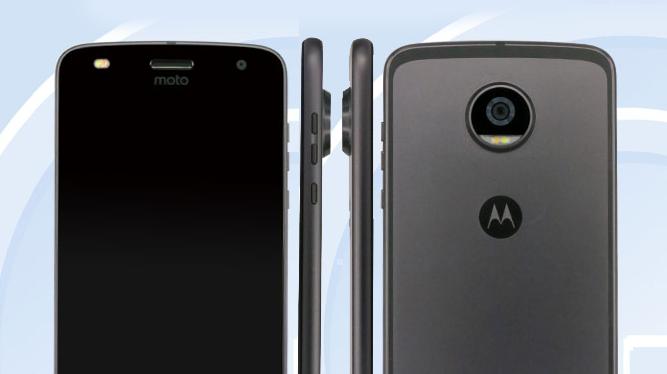 Moto Z2 Play ottiene la certificazione in Cina: capacità della batteria ridotta del 20%?