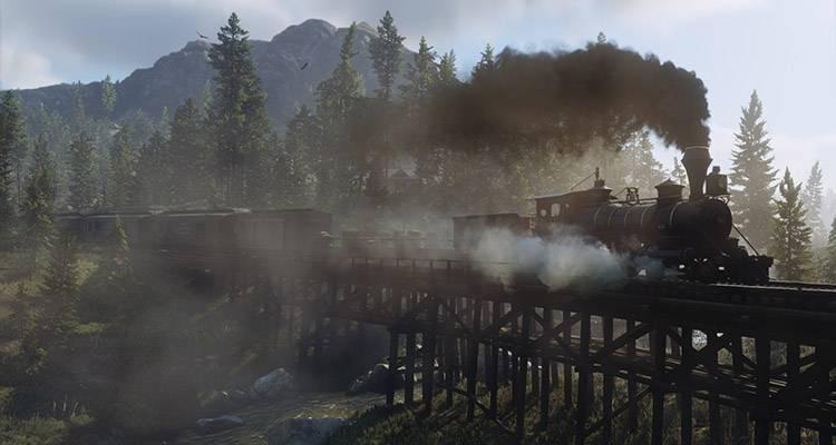 Red Dead Redemption 2 rinviato al 2018: nuove immagini