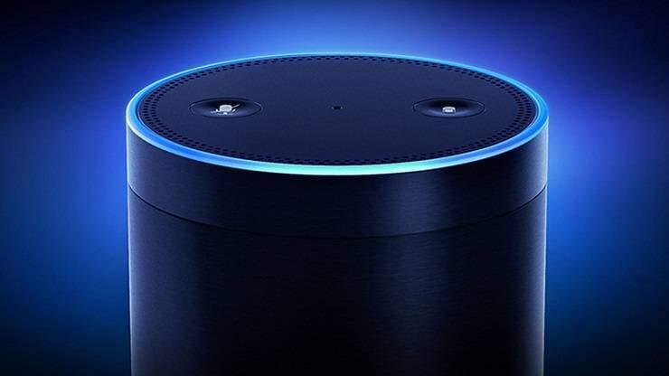 Amazon Echo con display touch: appare in rete un'immagine trafugata