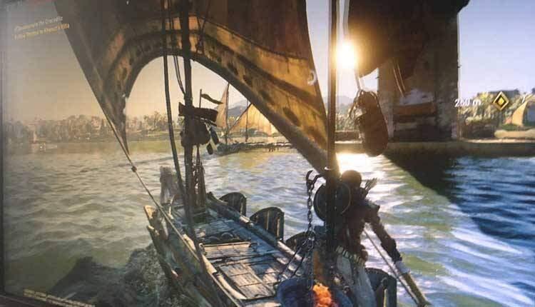 Assassin's Creed Origins è reale e veramente ambientato in Egitto