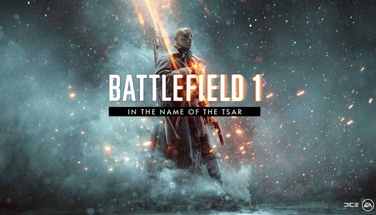 Battlefield 1: In The Name of The Tsar mostrato all'E3 2017