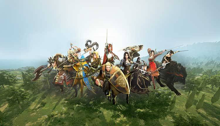 Black Desert Online arriva su Steam
