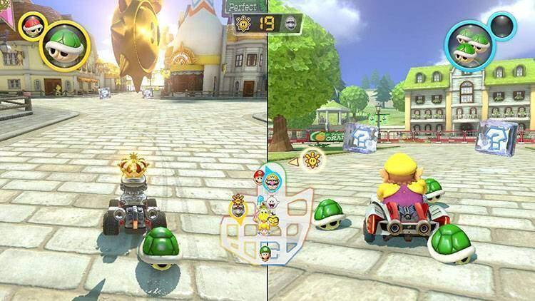 Borgo Wuhu Mario Kart 8 Deluxe recensione Nintendo Switch
