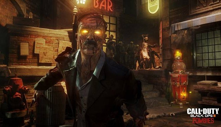 Call of Duty Black Ops 3 riceve un nuovo DLC tutto dedicato a Zombies