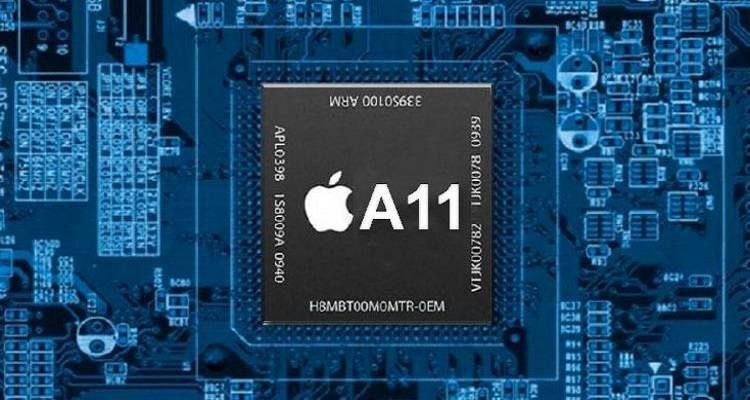 Partita la produzione dell'A11, il chip per iPhone 8 e per i prossimi iPad