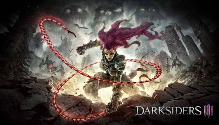 Darksiders 3 in 12 minuti di gameplay