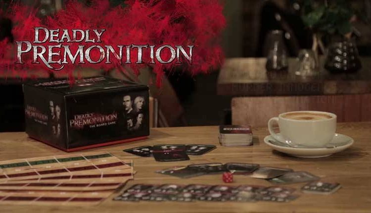 Deadly Premonition The Board Game presenta il suo gameplay in un video