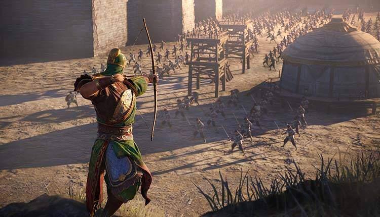 Dynasty Warriors diventa open-world in Dynasty Warriors 9