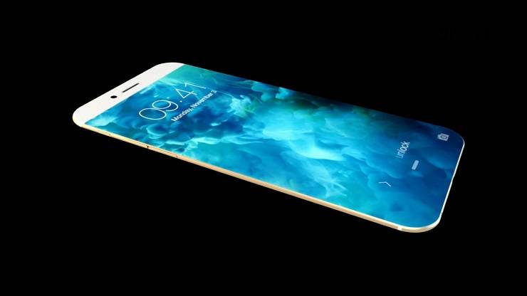 Apple deposita brevetti per uno schermo senza bordi e sensore Touch ID integrato
