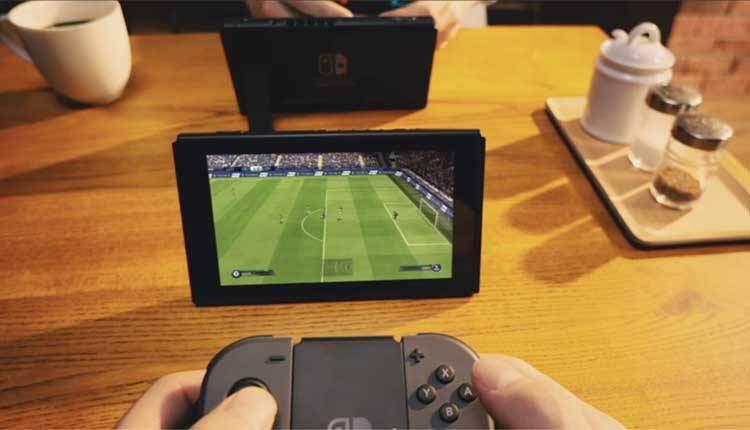 FIFA 18 su Nintendo Switch potrebbe non essere FIFA 18