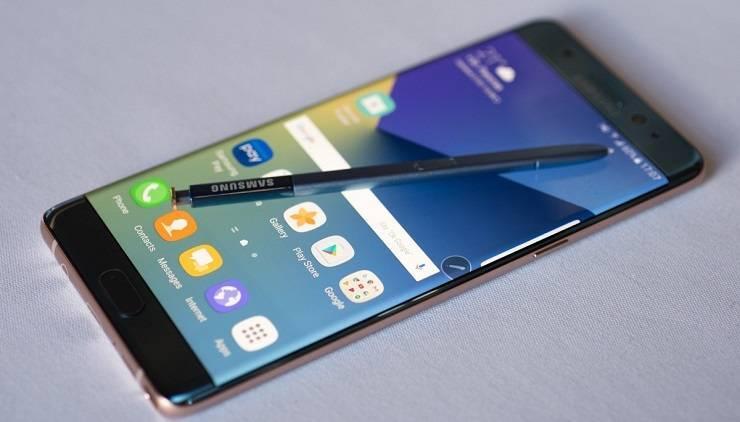 Samsung Galaxy Note 7R: torna lo sfortunato phablet, ma solo in Corea