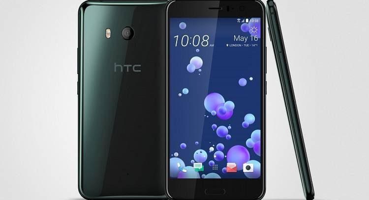 """HTC U 11 è ufficiale: scocca """"comprimibile"""" e grandi prestazioni"""