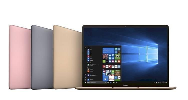 Huawei ha presentato tre nuovi Matebook, prezzi e caratteristiche