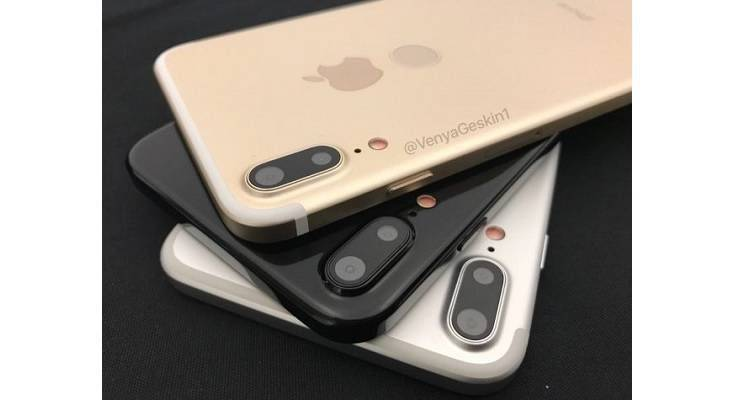 iPhone 8, nuovi schemi e tre mockup con diverse colorazioni