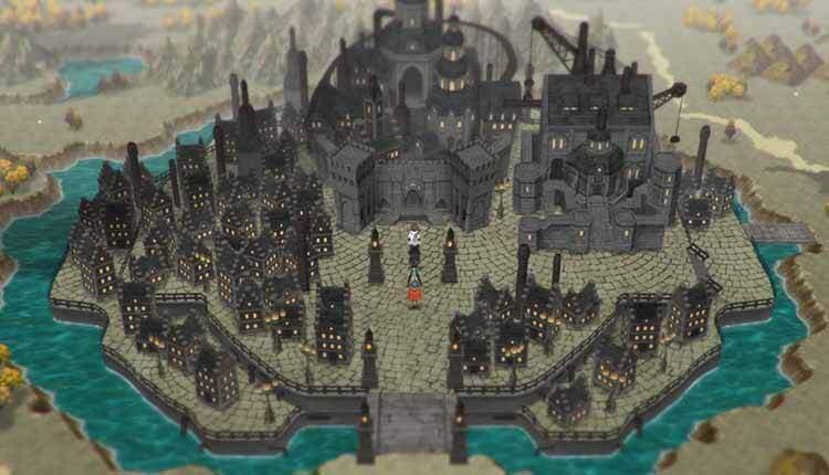 Lost Sphear torna all'RPG classico di Square Enix a inizio 2018