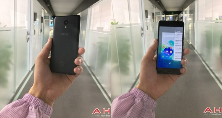 Spunta un nuovo Meizu in una foto reale: è l'M6?