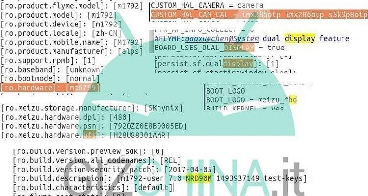 Meizu Pro 7 da sballo: esordio per Helio X30, dual camera e dual display