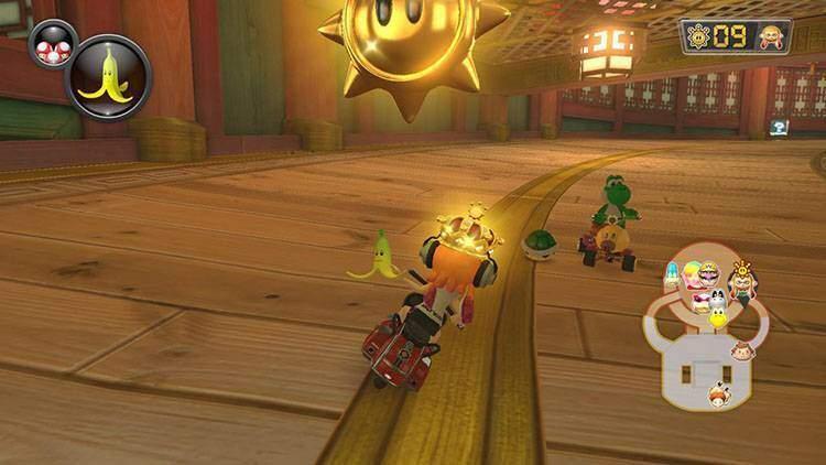 Palazzo del Drago Mario Kart 8 Deluxe recensione Nintendo Switch