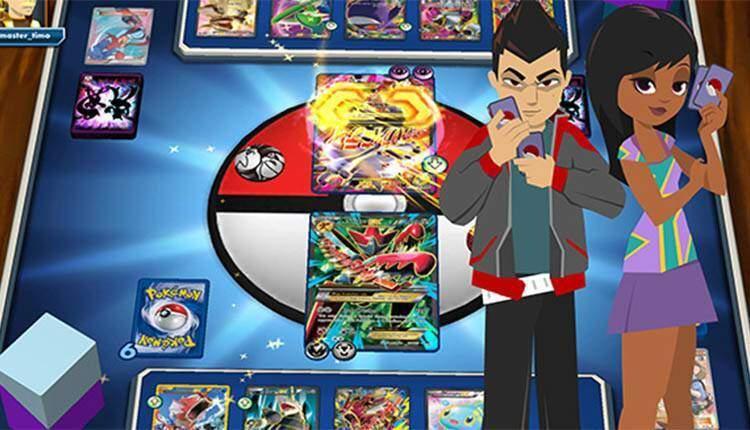 Pokémon avrà una nuova app per il suo gioco di carte collezionabili
