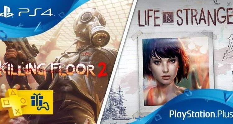 PlayStation Plus giugno 2017: Killing Floor 2 e Life is Strange nella Instant Game Collection?