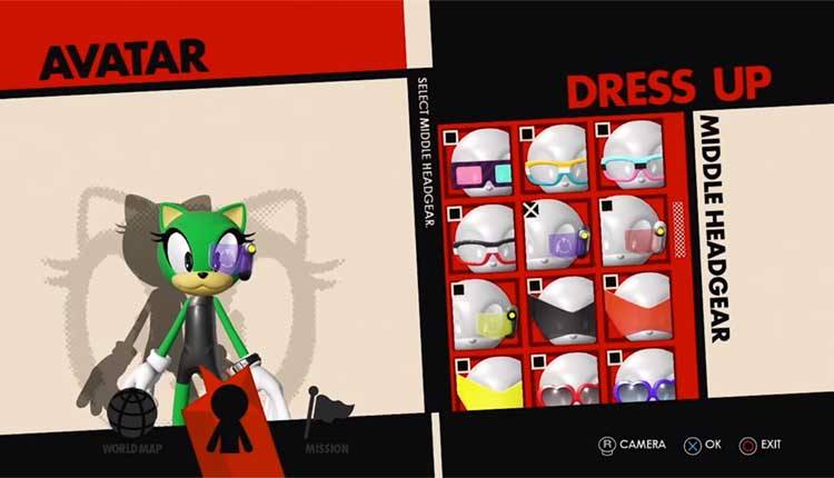 Sonic Forces svela il terzo protagonista: un avatar creato dal giocatore
