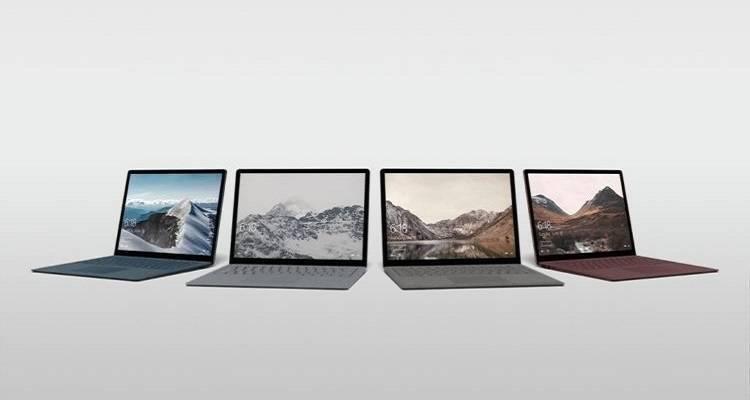 Ufficiale il Surface Laptop: prezzi a partire da 999 dollari