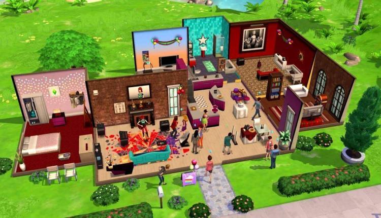 The Sims arriva nuovamente su Android e iOS con The Sims Mobile