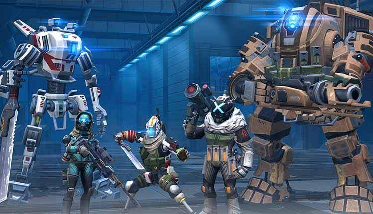 Titanfall diventa un videogioco di strategia in tempo reale