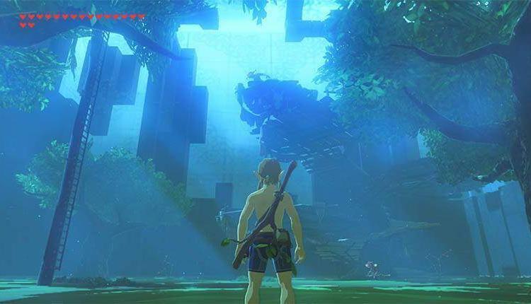 Nintendo annuncia i contenuti del primo DLC di Zelda Breath of the Wild