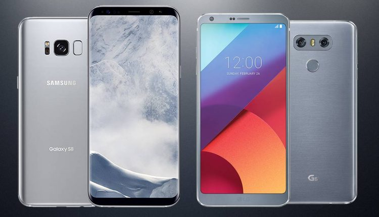Samsung Galaxy S8 ed LG G6 pronti a contrastare il lancio di iPhone 8 con nuove varianti