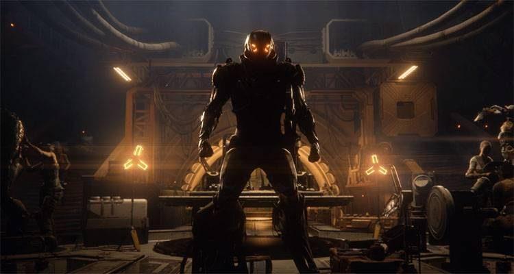 EA e Bioware presentano Anthem all'E3 2017: primo teaser trailer