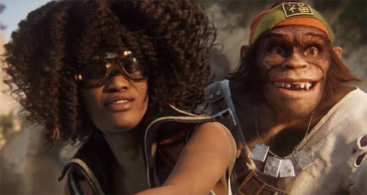 Beyond Good and Evil 2 torna all'E3 2017: Ubisoft lo ripresenta con un nuovo trailer