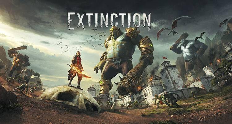Maximum Games presenta Extinction, nuovo action game per PC, PS4 e Xbox One