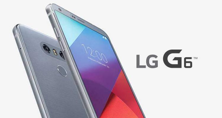 LG G6 nei colori nero e bianco in offerta su Amazon al prezzo più basso