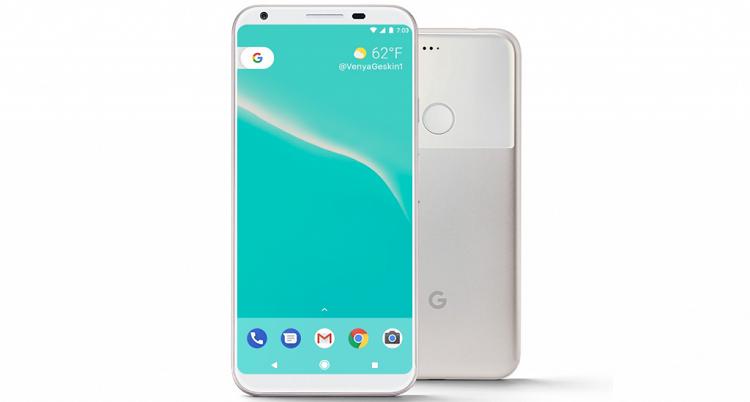 Google Pixel 2: nuove colorazioni e cambiamenti in vista sul posteriore