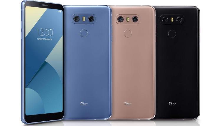 LG G6+ è ufficiale: annuncio, caratteristiche tecniche e novità software!