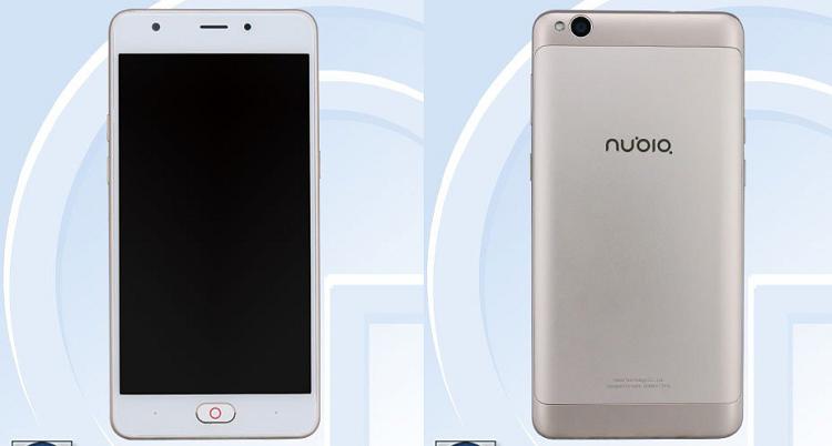 Nubia NX907J passa dal TENAA con soli 2GB di RAM