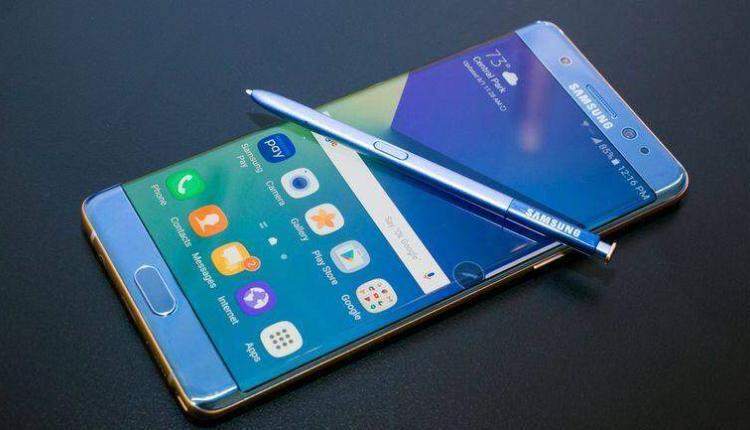 Samsung Galaxy Note 7 FE potrebbe finalmente avere una data di uscita