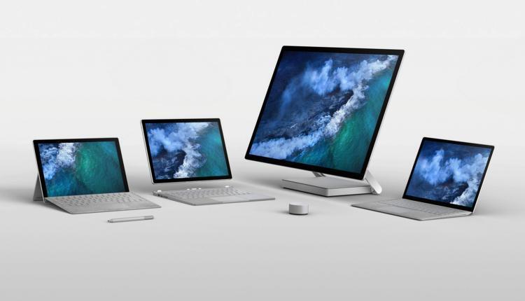 Microsoft Surface Laptop e Surface Pro disponibili da oggi anche in Italia