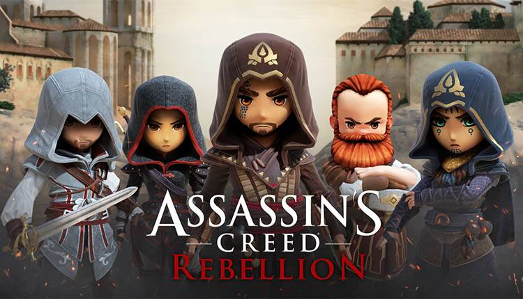 Assassin's Creed Rebellion è il Fallout Shelter di Assassin's Creed