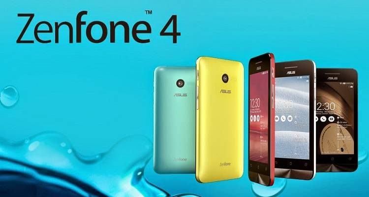 Asus Zenfone 4 (base) con due varianti e SoC differenti?