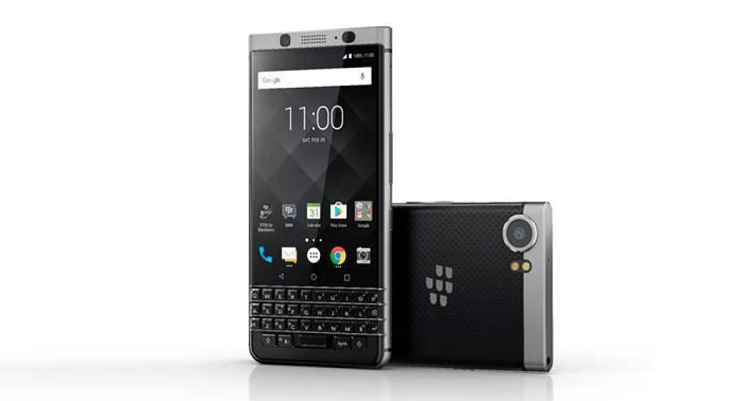 Blackberry KEYone ufficialmente disponibile in Italia