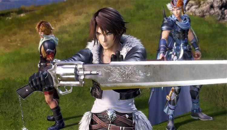 Dissidia Final Fantasy NT ha una data di uscita europea
