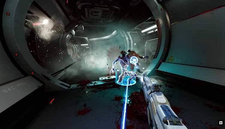 DOOM in Realtà Virtuale su PlayStation VR e VIVE con Doom VFR