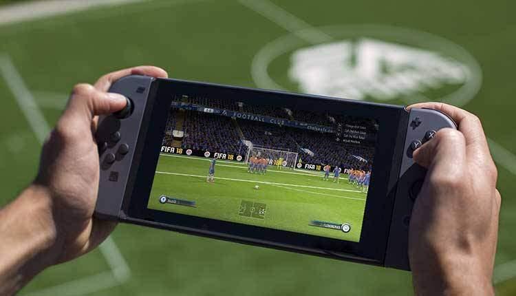EA durante l'E3 presenta FIFA 18 su Nintendo Switch