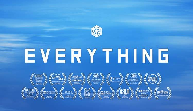 Everything di David OReilly si qualifica all'Oscar con il suo trailer