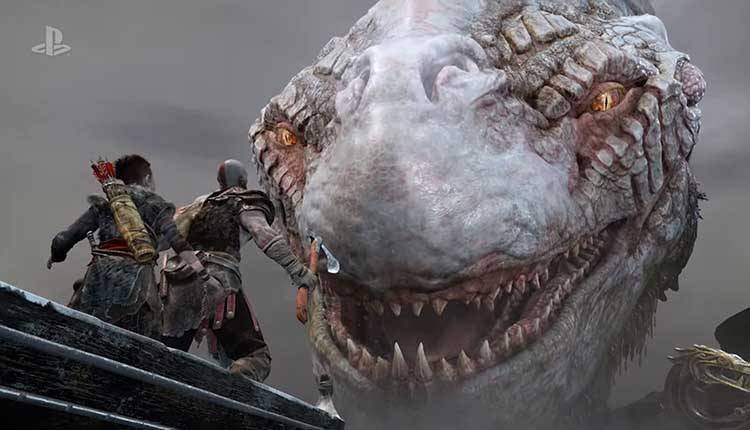 Sony all'E3 mostra God of War per PlayStation 4 e annuncia la finestra di uscita