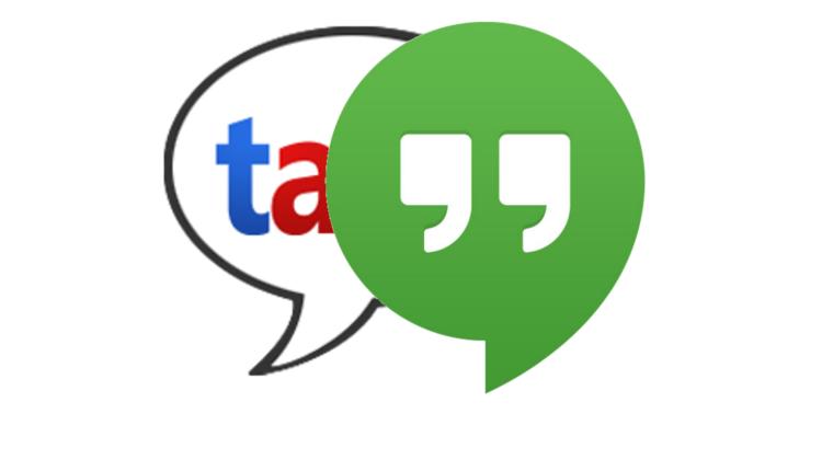 Addio a Google Talk: tutti spostati su Hangouts?